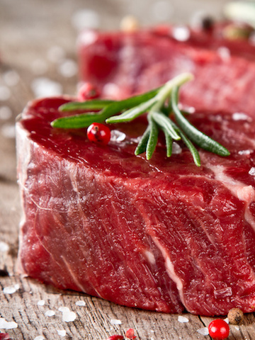 Beefsteak groß