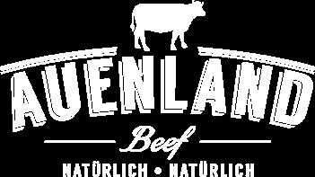 Auenland-Beef-Logo Weiß