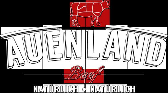 Auenland Beef Logo - Groß
